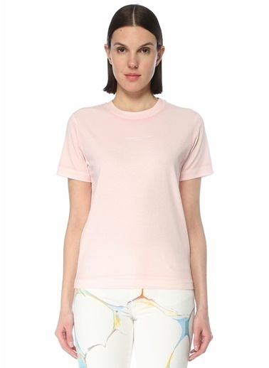 Stella McCartney Polo Yaka T-shirt Pembe